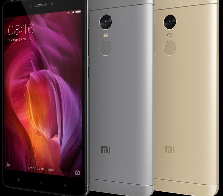 Problema con la actualización que afecta a la batería de los Xiaomi Note 4.